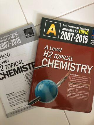 A Level H2 Chemistry Topical Series