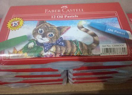 Crayon Faber Castell Hexa Cat isi 12