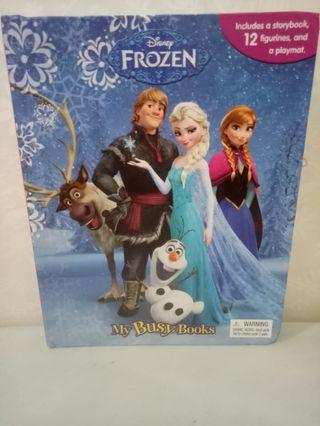 My Busy Book Frozen