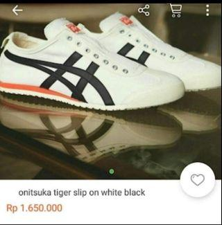 Slip on Shoes OT
