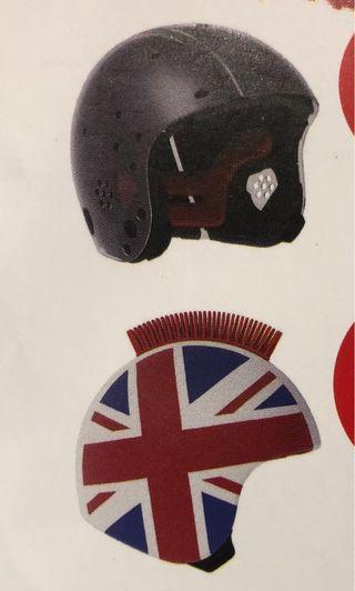 EGG 頭盔