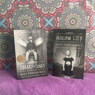Hollow City + Library of Souls