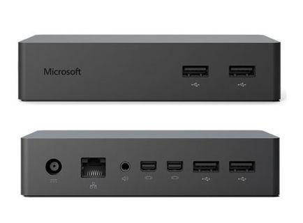 Microsoft Surface laptop desktop dock 有原裝盒