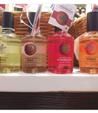 EDT The Body Shop