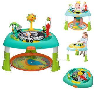 [PO] Infantino 2-in-1 Sit, Spin & Stand Entertainer 360 Seat/Activity Table