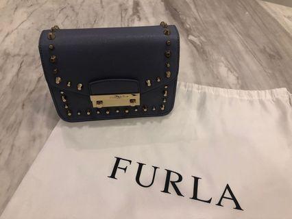 Furla Julia studded