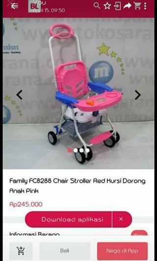 Chair Stroller