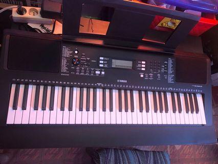 Keyboard Piano Yamaha PSR 363