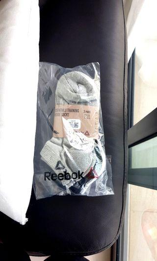 Pack of 3 Reebok Socks