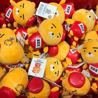 #韓國代購 #現貨 KR🇰🇷 KAKAO FRIENDS CHEEZZZBALL RYAN KEYCHAIN🗝