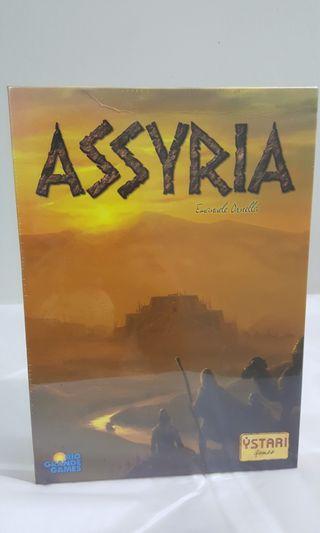 Assyria 桌上遊戲
