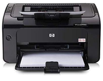 HP Printer P1102w