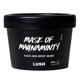 LUSH Mask of Magnaminty 125gr BRAND NEW Face and Body Mask