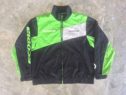 Ecopia Bridgestone windbreaker Jacket