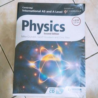 Cambridge AS /A Level Physics Textbook [Hodder Education]