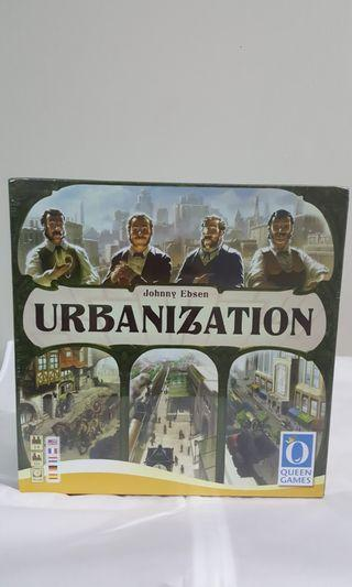 Unbanization 桌上遊戲