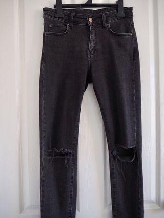 Dr Denim - Regina Destroyed Jeans