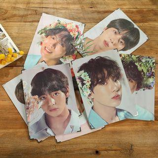 BTS Premium Photo Love Yourself Tour