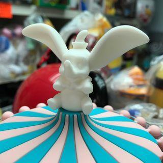 #現貨 Disney 🐘小飛象 立體 杯蓋🍵 粉紅藍色