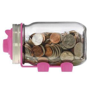 Piggy Bank (Mason Jar)