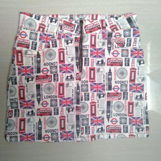 Mini Skirt #mauthr