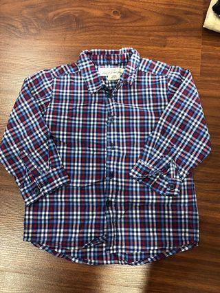 Boy Shirt & Vest