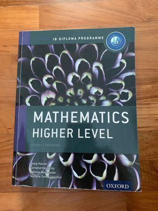 IB Math Textbook: HL Oxford