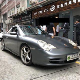 PORSCHE 996 TARGA 2002