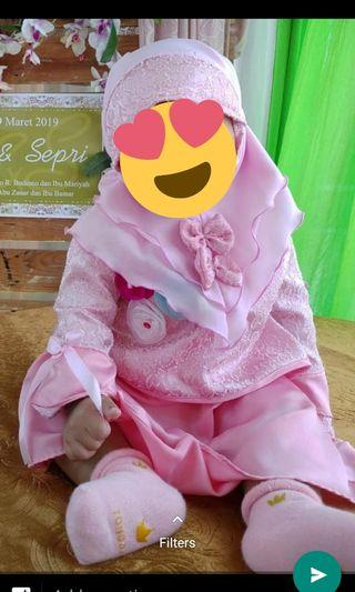 Baju Gamis Baby