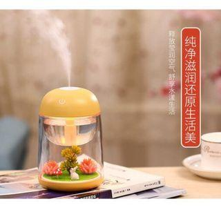 Humidifier + Nightlight