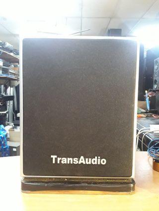 Ku trans audio aktif subwoofer 2000watts