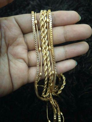Kalung emas xuping