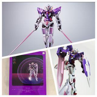 Tamashi nations metal build gundam exia trans am version BIB