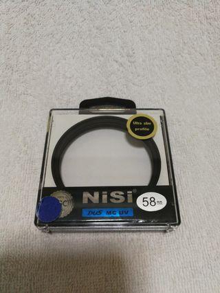 🚚 Camera filter lens 58mm