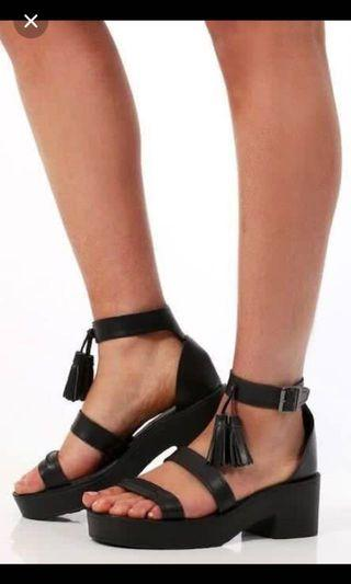 Windsorsmith Chunky Sandals