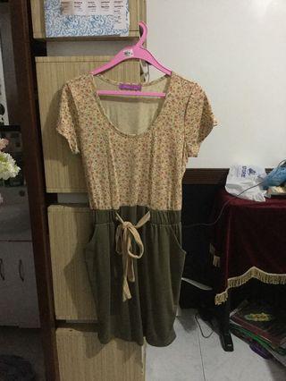 Body fitting pencil skirt dress