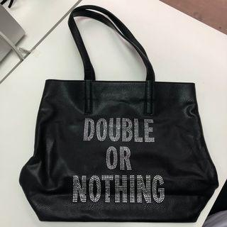 Kate Spade Double or Nothing Tote 鑲石側咩袋