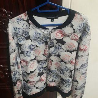 🚚 Floral Jacket