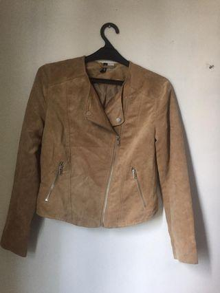 Leather Jacket H&M GOOD CONDITION