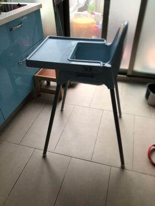 IKEA 兒童坐椅