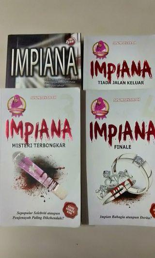 Koleksi IMPIANA by AIN MAISARAH