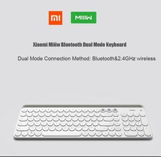 Xiaomi Wireless dual Bluetooth Keyboard