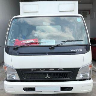 MITSUBISHI FUSO CANTER DYNA VEHICLE RENTAL LORRY RENTAL COMMERCIAL RENTAL