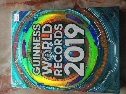 Guiness Book of World Record 2019 [IMPORTED]