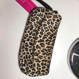 new leopard clutch  #swapau #idoswaps