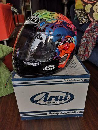 Arai Helmet RX7-RR5 SCOTT RUSSEL