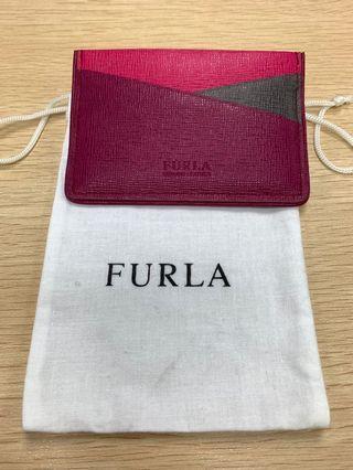 FURLA cardholder (非常新淨)