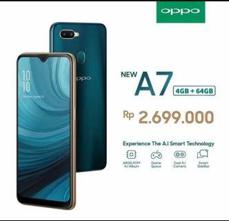 Oppo A7 4/64 GB