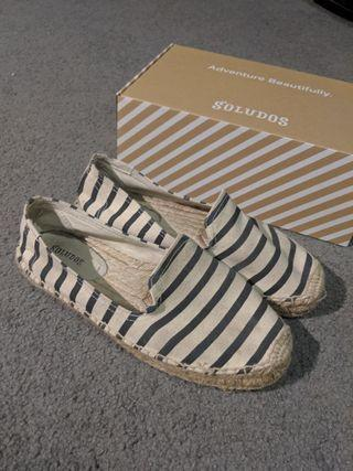 Soludos Espadrilles - RRP AUD130 (Box Included)
