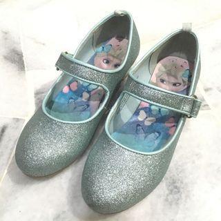Girl shoes (cartoon frozen designed)